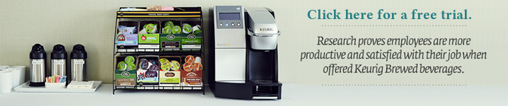 Click here for a Keurig trial for your office.