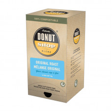 RI Authentic Donut Shop Blend pods - 11g