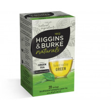 H&B Green Decaffeinated tea