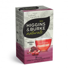 H&B Herbal Countryside Cranberry tea