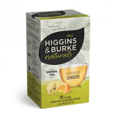 H&B Herbal Ginger tea