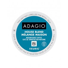 Adagio - House Blend (24 kcups-pack)