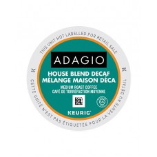 Adagio - House Blend Decaf (24 kcups-pack)
