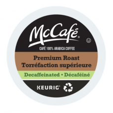 McCafe - Decaffeinated (24 kcups-pack)