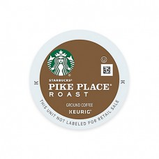 Starbucks - Pike Place Roast (24 kcups-pack)