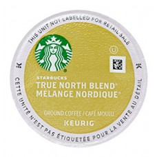 Starbucks - True North Blend (24 kcups-pack)