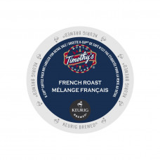 Timothy's - French Roast (24 kcups-pack)