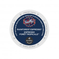 Timothy's - Rainforest Espresso (24 kcups-pack)