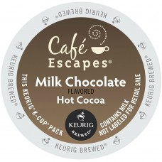 Cafe Escapes - Milk Chocolate  (24 kcups-pack)