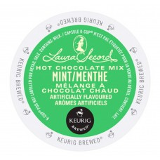 Laura Secord - Mint Hot Chocolate  (24 kcups-pack)