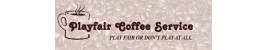 Playfair Coffee Online Store